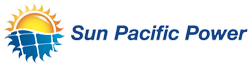 Sun Pacific Power Logo